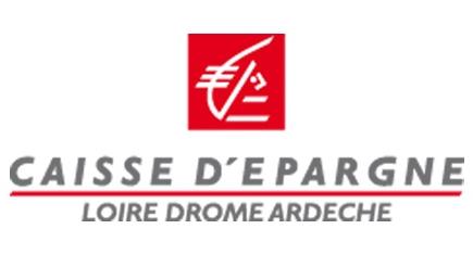 logo Caisse d'Epargne Loire Drôme Ardeche
