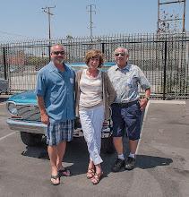 Photo: Craig, Barbi (Knopp) & Don Wesser