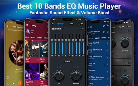 Music Player - MP3 Player & 10 Bands Equalizer 1.2.9