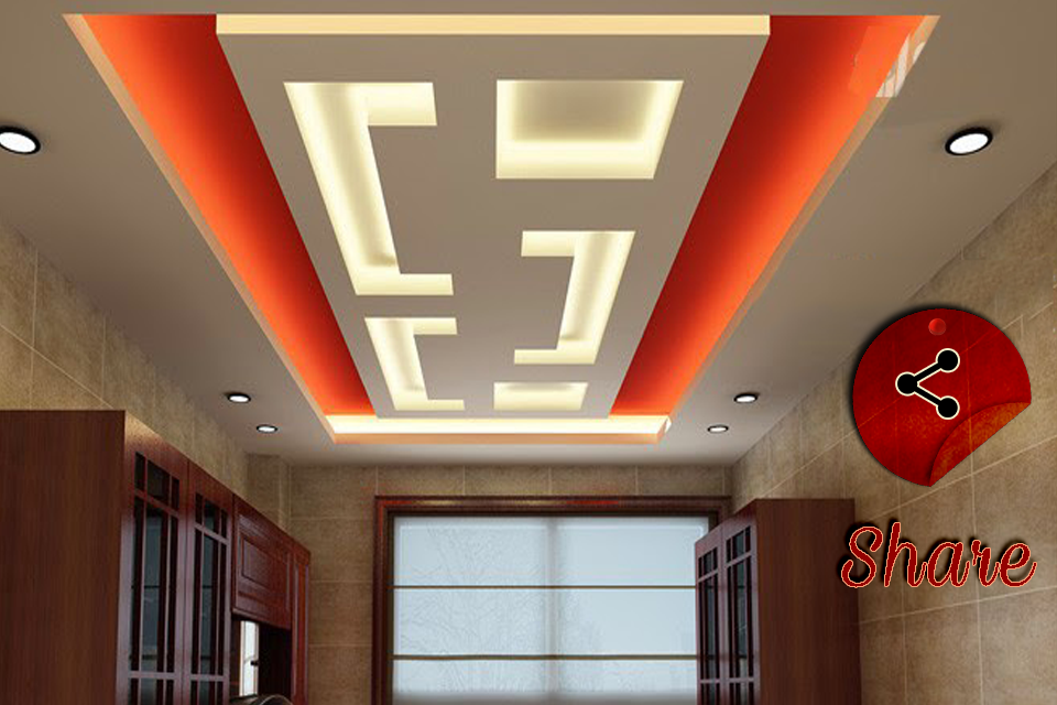 Ceiling Design- screenshot