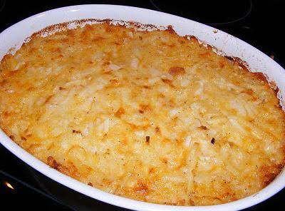 Bacon Ranch Potato Casserole Recipe