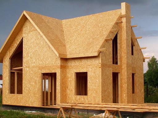 Дома из СИП-панелей: строительство, плюсы и минусы