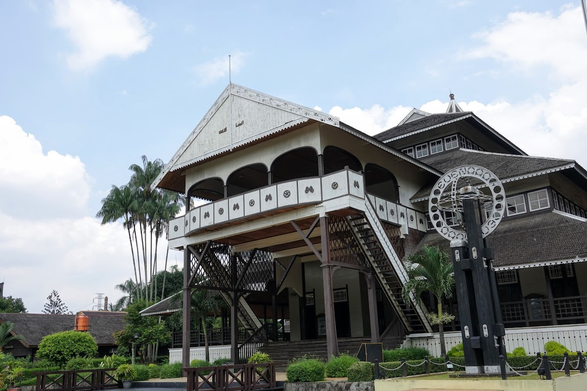 West Kalimantan Barat House