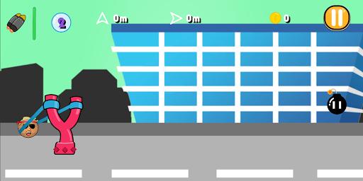 Flingshot - Upgrade the Slingshot, Fling the Ball! apkmind screenshots 1