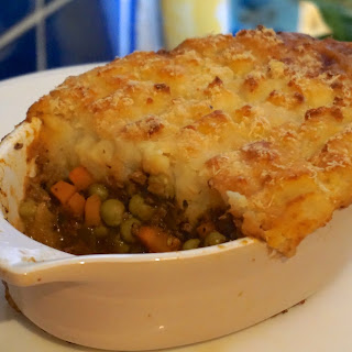 Leftover beef Bolognese – Cottage's Pie recipe