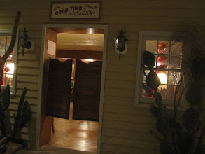 Photo: Then we went to the Good Time Saloon,
