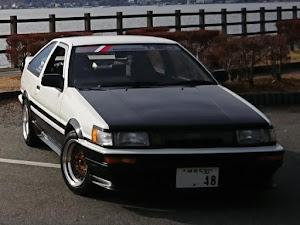 カローラレビン AE86 S62年 GT-APEXのカスタム事例画像 ae86kiwamiさんの2018年11月30日15:02の投稿