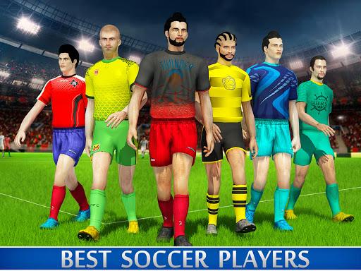 Soccer League Evolution 2019: Play Live Score Game 2.7 screenshots 9