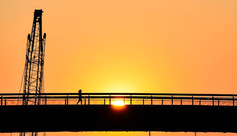 Run in the Sun di Licia Croce