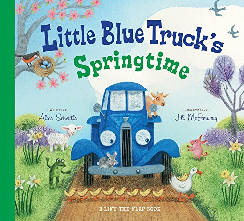 My son loves the original Little Blue Truck book!
