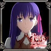 ロック画面/桜 「Fate/stay night[UBW]」