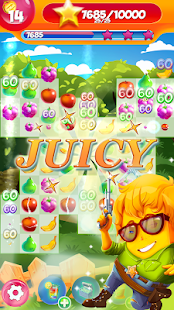 Fruit Games Match 3 Puzzle- screenshot thumbnail
