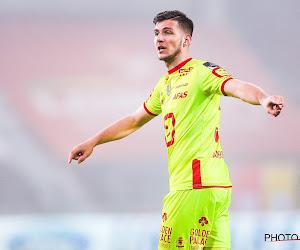 """Vanlerberghe na de match tegen Gent: """"We blijven achter met een zure nasmaak"""""""