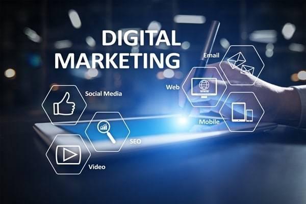 Digital Marketing là công cụ tiếp thị hiện đại