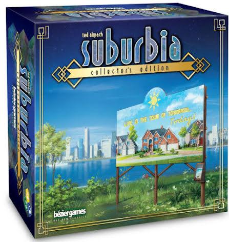 Suburbia Collectors Ed.