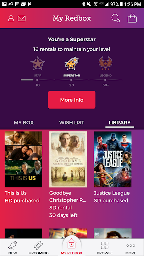 Redbox 6.40.0.1 screenshots 2