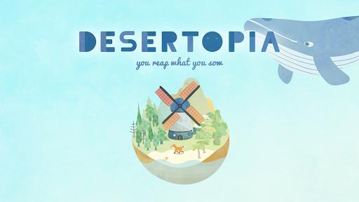 DESERTOPIA  captures d'écran 1