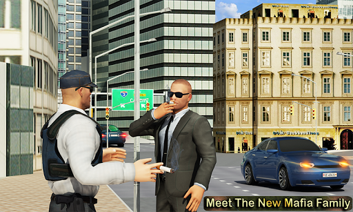 秘密のマフィア刑事逃亡