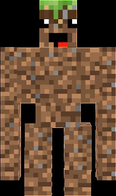 Irongolen nova skin - Minecraft golem de fer ...