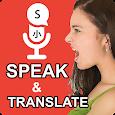 Speak and Translate All Languages Voice Translator apk