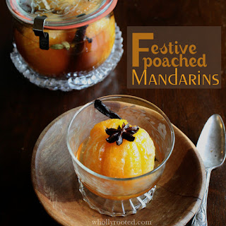 Poached Mandarins