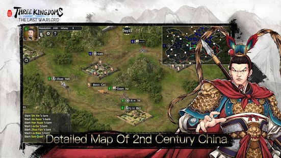 Three Kingdoms The Last Warlord Apk