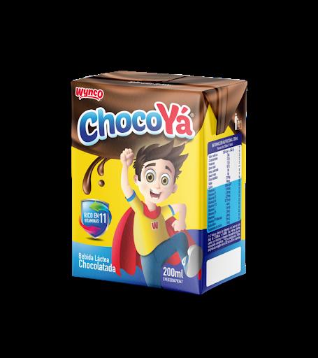 Bebida Chocolatada ChocoYa Wynco 200 Ml