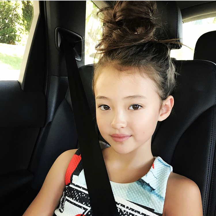 This 9 Year Old Korean-American Girl Is Going Viral Right Now For