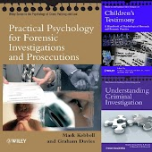 Wiley Series in Psychology of Crime, Policing and Law