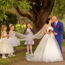 Wedding photographer Anastasiya Ryabova (azazello413). Photo of 27.04.2017