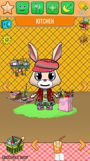 我的兔子 - 虚拟宠物