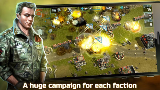 Art of War 3: PvP RTS modern warfare strategy game  screenshots 5