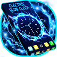 Electric Glow Clock