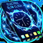 Electric Clock Live Wallpaper icon