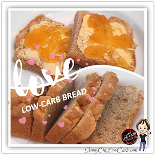 Low-Carb Love Bread