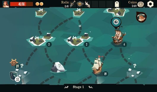 Pirates Outlaws Screenshot