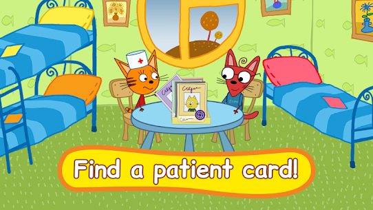 Kid-E-Cats: Hospital for animals. Injections MOD (Paid Content) 1