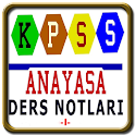 KPSS ANAYASA DERS NOTLARI icon