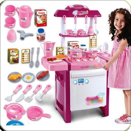 Kitchen Set Cooking Toy