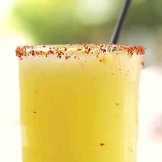 Break Out The Blender For This Frozen Pineapple Margarita