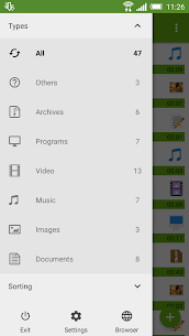 Advanced Download Manager Pro 5.1.2 build 51251 Cracked Apk 5