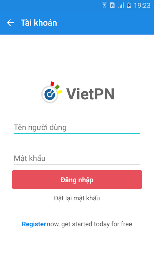 FreeVPN - Unlimited VPN VietPN- screenshot