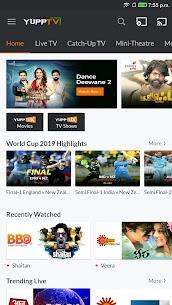 YuppTV – LiveTV apk download 1