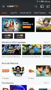 YuppTV - LiveTV Movies Shows - Apps on Google Play