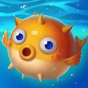 Aqua Blast: Fish Matching 3 Puzzle & Ball Blast