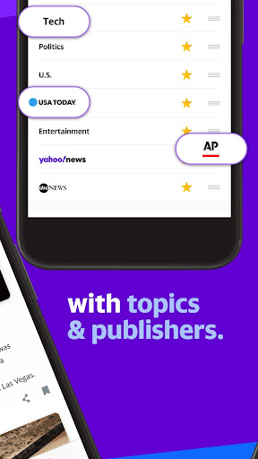 Yahoo News: National, Breaking & Live screenshots 4