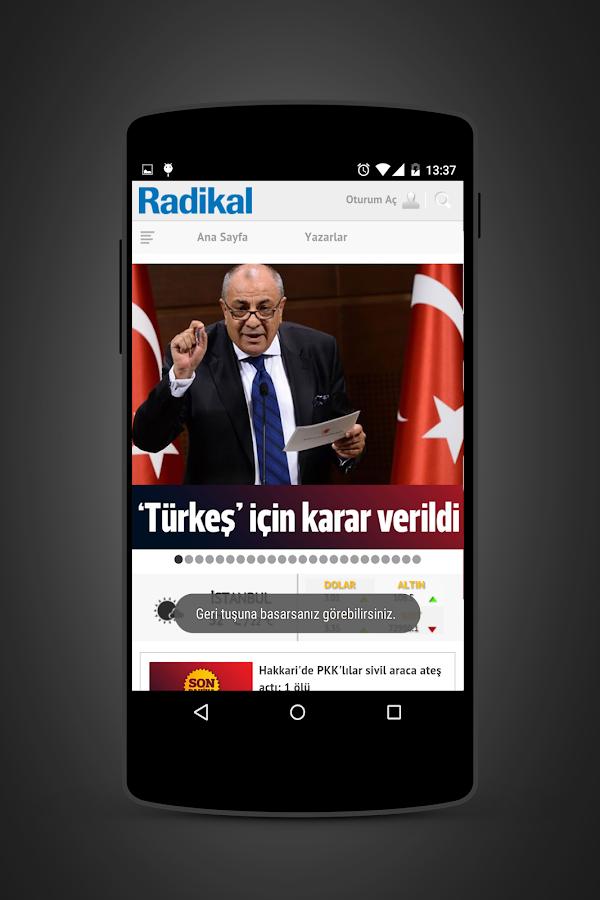 Haberler ve Gazeteler - Android Apps on Google Play