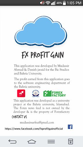 Forex Profit Gain