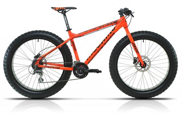 Fat Bike más barata del mercado