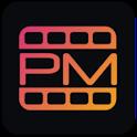 PocketMovies - Template icon